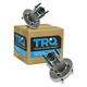 1ASHS00504-Wheel Bearing & Hub Assembly Rear Pair