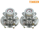 TKSHS00557-Hyundai XG300 XG350 Wheel Bearing & Hub Assembly Rear Pair