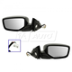 1AMRP01129-2010-12 Honda Crosstour Mirror Pair Black