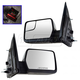 1AMRP01120-Ford F150 Truck Mirror Pair