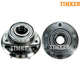 TKSHS00555-Wheel Bearing & Hub Assembly Front Pair Timken HA590262