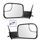 1AMRP01136-2005-14 Toyota Tacoma Mirror Pair