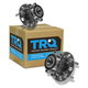 1ASHS00526-Wheel Bearing & Hub Assembly Rear Pair  TRQ BHA53609