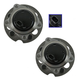 1ASHS00529-1996-05 Toyota Rav4 Wheel Bearing & Hub Assembly Rear Pair