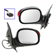 1AMRP01144-Ford F150 Truck Mirror Pair