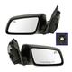1AMRP01140-2011-13 Chevy Caprice Mirror Pair
