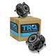 1ASHS00510-Scion tC Toyota Rav4 Wheel Bearing & Hub Assembly Front Pair