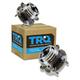 1ASHS00513-Wheel Bearing & Hub Assembly Pair