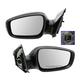 1AMRP01148-2012-16 Hyundai Accent Mirror Pair