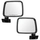 1AMRP01156-Isuzu Pup Pickup Rodeo Mirror Pair