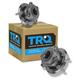 1ASHS00548-Wheel Bearing & Hub Assembly Pair