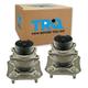 1ASHS00534-Nissan Versa Wheel Bearing & Hub Assembly Rear Pair