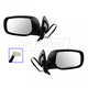 1AMRP01165-2009-13 Toyota Matrix Mirror Pair