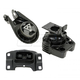 1AEEK00320-Mazda 3 Engine & Transmission Mount Kit
