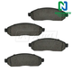 1ABPS00571-Brake Pads Front