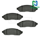 1ABPS00570-Brake Pads Front  Nakamoto MD1094