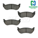 1ABPS00558-2002-05 Brake Pads Rear