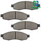 1ABPS00565-Brake Pads Nakamoto CD1183