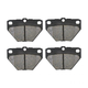 1ABPS00561-Brake Pads Rear