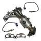 1AEEK00318-2002-03 Nissan Altima Sentra Catalytic Converter