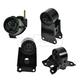 1AEEK00317-Infiniti I30 Nissan Maxima Engine & Transmission Mount Kit