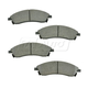 1ABPS00549-2004-09 Cadillac SRX Brake Pads Front