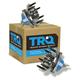 1ASHS00458-2004-07 Cadillac CTS-V Wheel Bearing & Hub Assembly Rear Pair