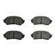 1ABPS00550-1999-01 Mazda Protege Brake Pads