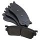 1ABPS00553-Mazda Protege Protege5 Brake Pads  Nakamoto MD893