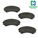 1ABPS00552-Brake Pads Front Nakamoto CD867