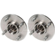 1ASHS00457-Nissan Altima Axxess Stanza Wheel Bearing & Hub Assembly Rear Pair