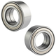 1ASHS00456-Wheel Hub Bearing Pair Front