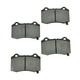 1ABPS00534-Brake Pads Rear