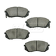 1ABPS00544-Brake Pads Front
