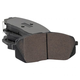 1ABPS00543-Brake Pads Front
