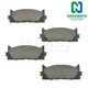 1ABPS00542-Brake Pads Front