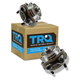 1ASHS00468-Infiniti G35 Nissan 350Z Wheel Bearing & Hub Assembly Front Pair  TRQ BHA53576