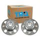 1ASHS00492-2001-05 Honda Civic Wheel Bearing & Hub Assembly Rear