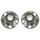 1ASHS00489-Subaru Impreza Legacy Wheel Bearing & Hub Assembly Rear