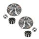 1ASHS00488-2000-09 Honda S2000 Wheel Bearing & Hub Kit Rear Pair