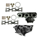 1AEEK00350-Exhaust Manifold & Gasket Kit