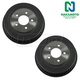 1ABDS00266-Brake Drum Rear Pair
