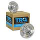 1ASHS00495-Volvo S40 V40 Wheel Bearing & Hub Assembly Rear Pair