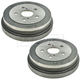 1ABDS00261-Toyota Camry Solara Brake Drum Rear
