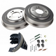 1ABDS00264-Honda Civic FIT Brake Drum & Shoe Kit