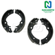 1ABPS00592-Honda Accord Civic CR-V Brake Shoes Rear  Nakamoto S627