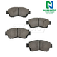 1ABPS00593-Brake Pads Front
