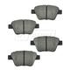 1ABPS00596-Brake Pads
