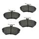 1ABPS00578-Volkswagen Brake Pads