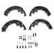 1ABDS00249-Brake Shoe & Hardware Kit